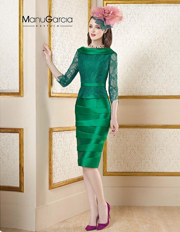 vestidos de fiesta y madrina manu garcía en pamplona | gala boutique