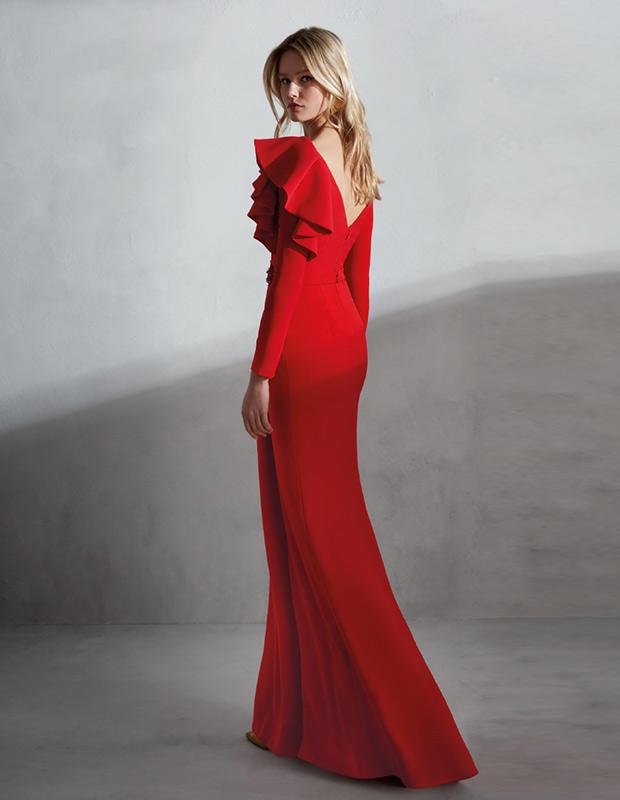 vestidos de fiesta y madrina valerio luna en pamplona | gala boutique