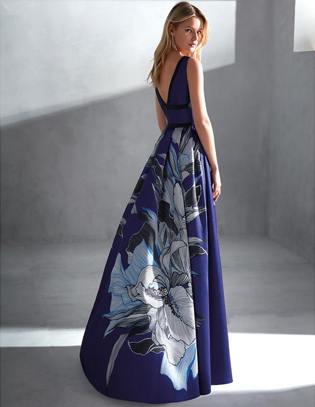 Vestidos de madrina valerio luna 2019
