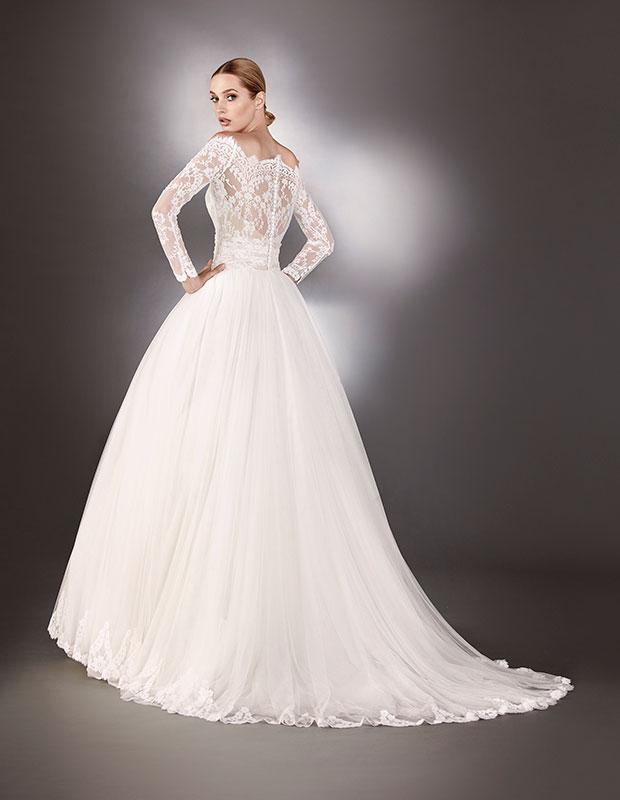 vestidos de novia hannibal laguna en pamplona | gala boutique