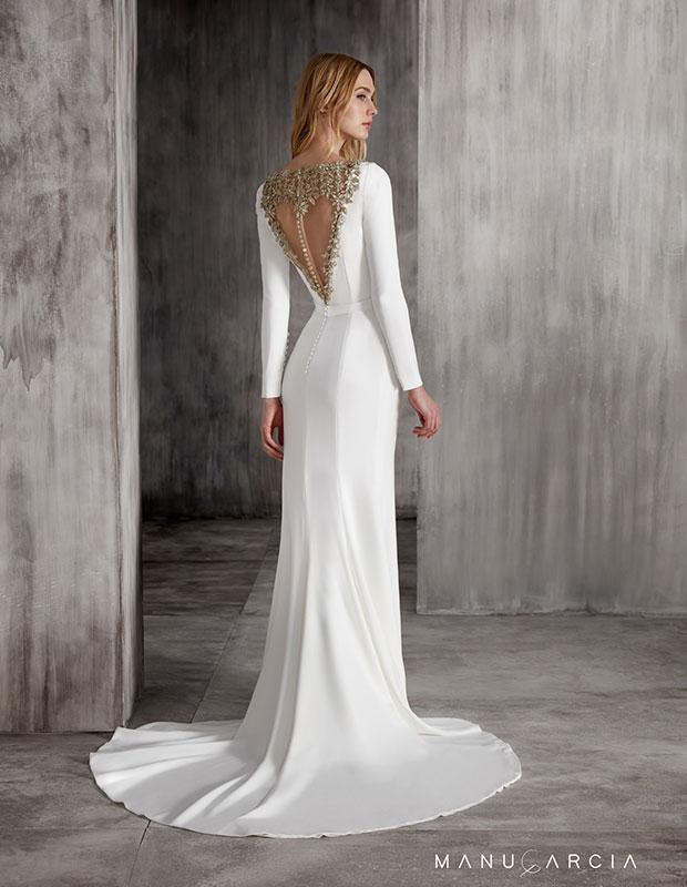 Vestidos de novia piedad pamplona