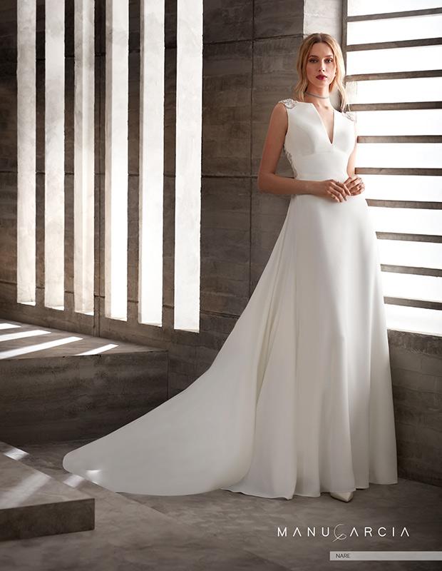 vestidos de novia manu garcía en pamplona | gala boutique